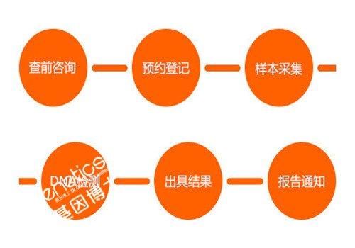 预约去香港验血流程和采样邮寄流程